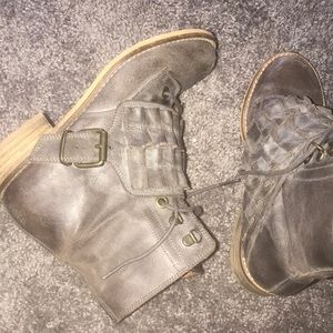 👍🏽 MADDEN RUGGED LEATHER BOOTS